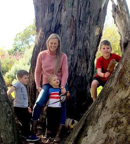 Julie Conti, Melbourne, AUS - https://heatharshepard.com/