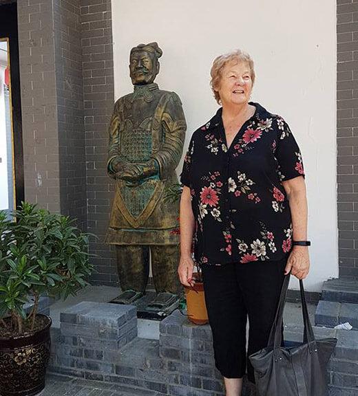Wendy Sifton, Melbourne, AUS