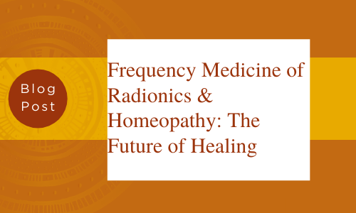Frequency Medicine